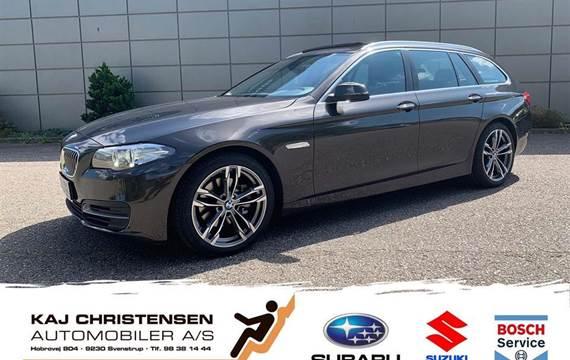 BMW 520d Touring  D Steptronic  Stc 8g Aut. 2,0