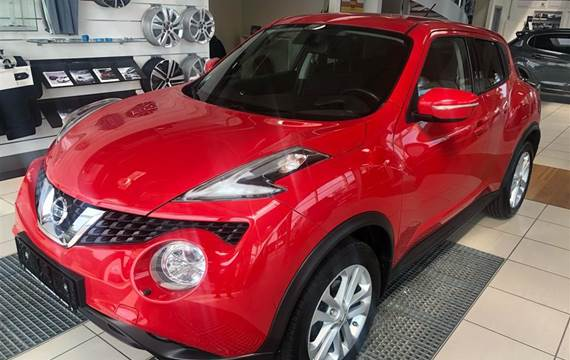 Nissan Juke DCi Acenta 4x2  5d 6g 1,5