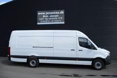 Mercedes Sprinter 316  D A4 H2 RWD aut.  Van 2,1