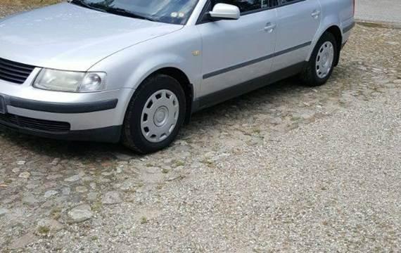 VW Passat 1,8