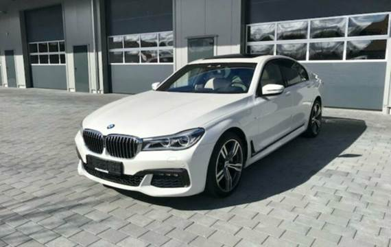 BMW 740i 3,0 aut.