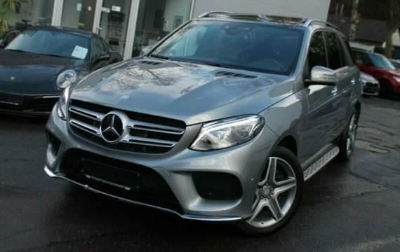 Mercedes GLE500 e 3,0 aut. 4Matic