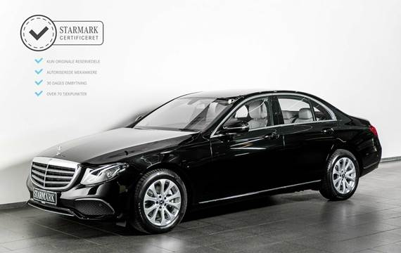 Mercedes E300 d Exclusive aut. 2,0