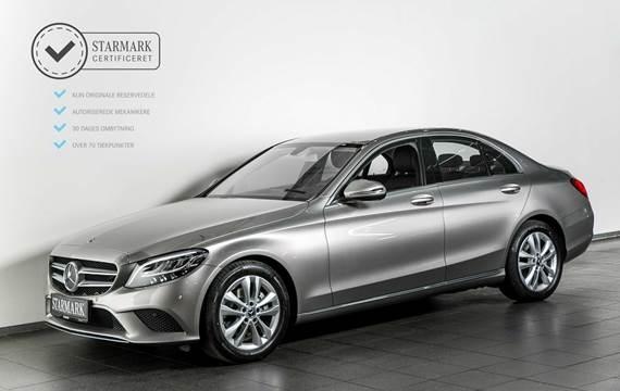 Mercedes C220 d Avantgarde aut. 2,0