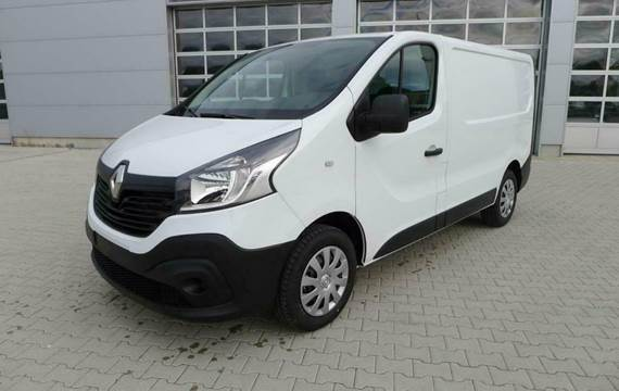 Renault Trafic T27 dCi 145 L1H1 1,6