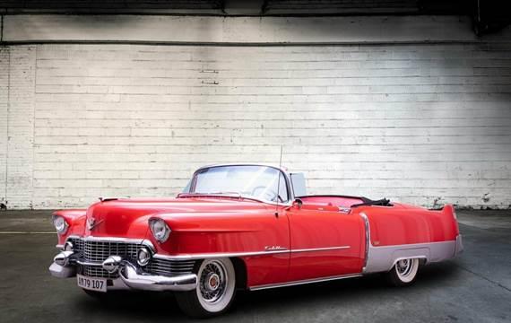 Cadillac Eldorado Convertible aut. 5,4