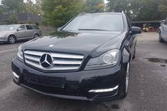 Mercedes C220 CDi Avantgarde stc. aut. BE 2,2