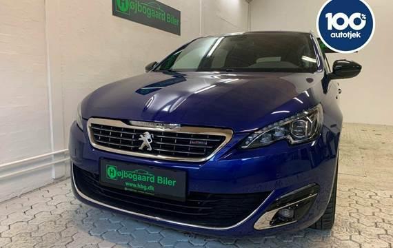 Peugeot 308 2,0 BlueHDi 150 GT Line SW