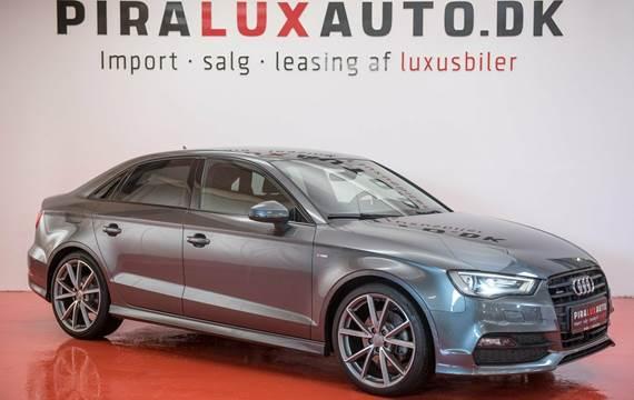 Audi A3 TDi 184 S-line quattro S-tr. 2,0