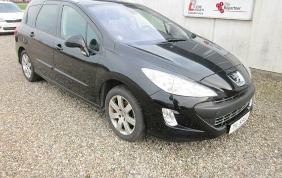 Peugeot 308 1,6 HDi 112 Sportium SW