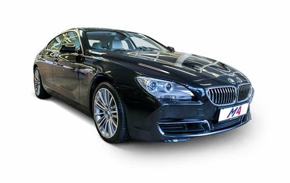 BMW 640i Gran Coupé aut. 3,0