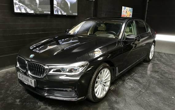 BMW 750Li xDrive aut. 4,4