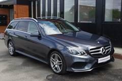 Mercedes E350 Avantgarde stc. aut. 4-M BE 3,5