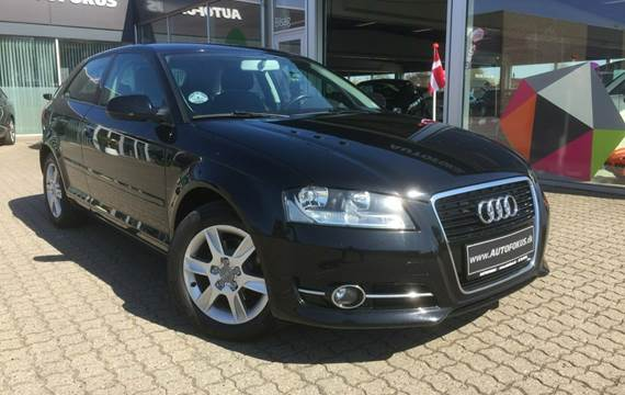 Audi A3 TFSi 105 Attraction 1,2