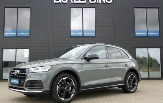 Audi Q5 TDi 190 quattro S-tr. 2,0
