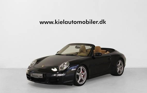 Porsche 911 Carrera 3,6 Cabriolet Tiptr.