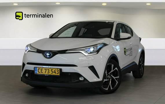 Toyota C-HR Hybrid Selected Premium CVT 1,8