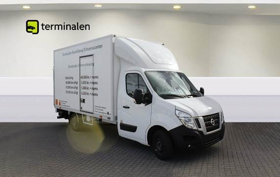 Nissan NV400 2,3 dCi 146 L3 Chassis