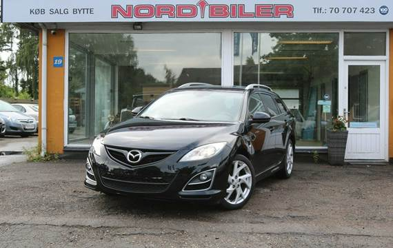Mazda 6 DE 129 Advance stc. 2,2