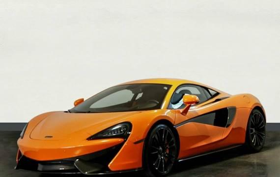 McLaren 570S 3,8 Coupé