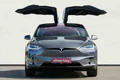 Tesla Model X Ludicrous Performance
