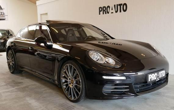 Porsche Panamera 4S PDK lang 3,0