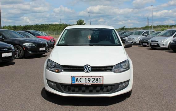 VW Polo TDi 90 Comfortline 1,6