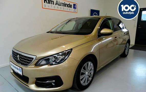 Peugeot 308 e-THP 130 Selection EAT6 1,2