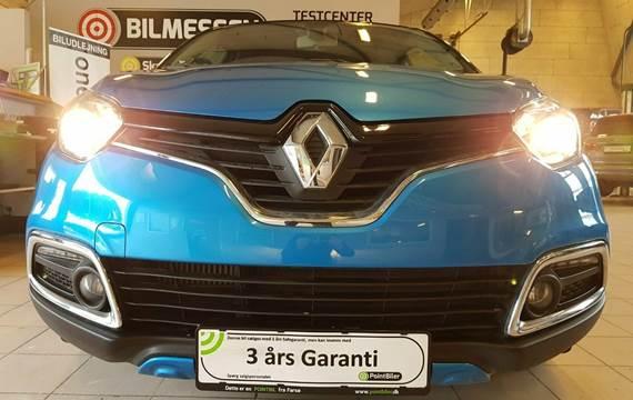 Renault Captur dCi 90 Dynamique EDC 1,5