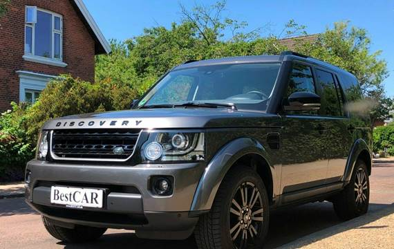 Land Rover Discovery 4 SDV6 HSE aut. 3,0