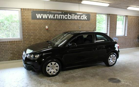 Audi A1 TFSi 86 Attraction 1,2
