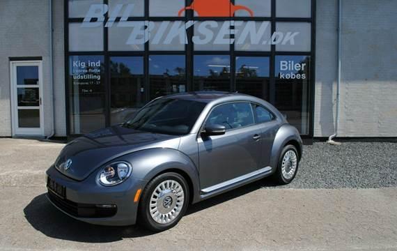 VW The Beetle TSi 170 DSG 1,8
