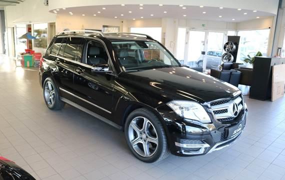 Mercedes GLK220 BlueTEC aut. 4-M 2,2