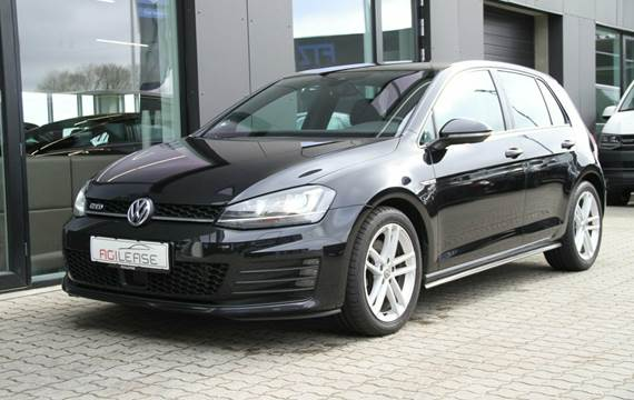 VW Golf VII TDi 184 GTD DSG 2,0