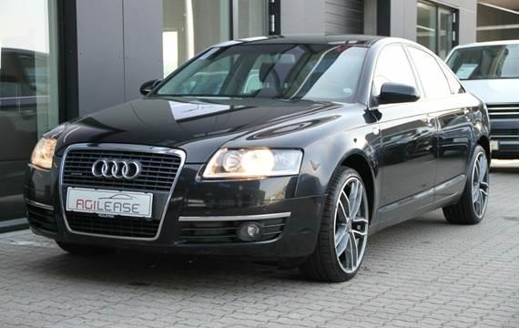 Audi A6 TDi quattro 3,0
