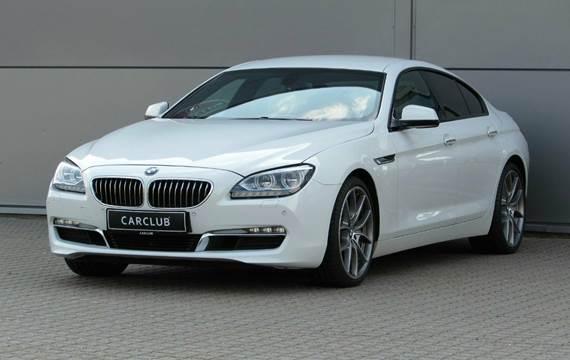 BMW 640d Gran Coupé aut. 3,0