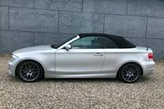 BMW 125i Cabriolet 3,0