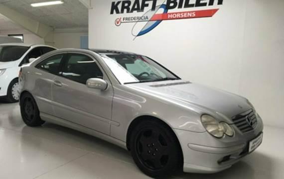 Mercedes C200 Komp. Sportscoupé aut. 2,0