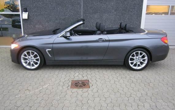 BMW 420d Cabriolet aut. 2,0