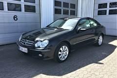 Mercedes CLK200 Komp. Elegance aut. 1,8