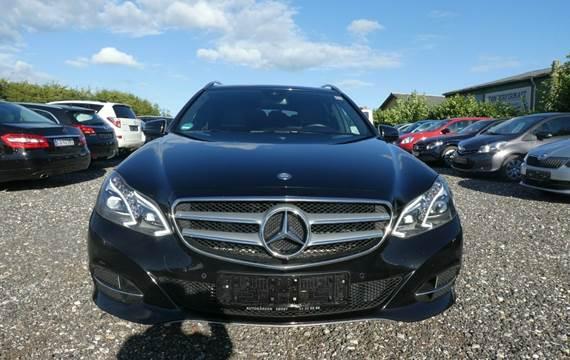 Mercedes E250 d stc. aut. 2,2
