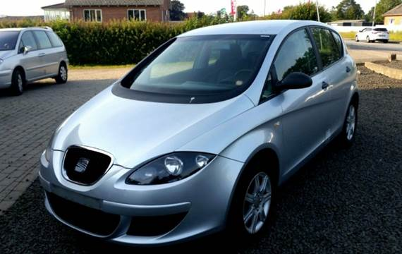 Seat Altea Reference Van 1,6