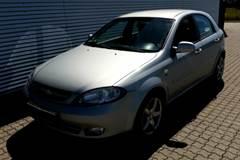 Chevrolet Lacetti TCDi SX 2,0