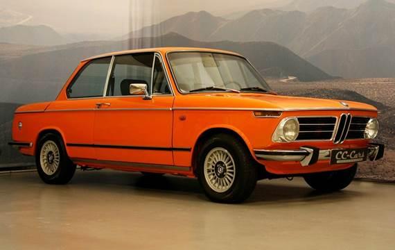 BMW 2002 tii 2,0