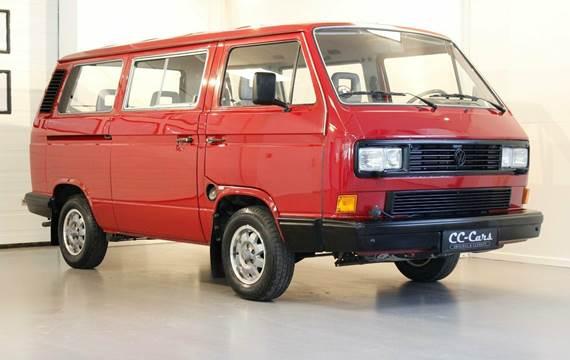 VW Caravelle Coach 2,1