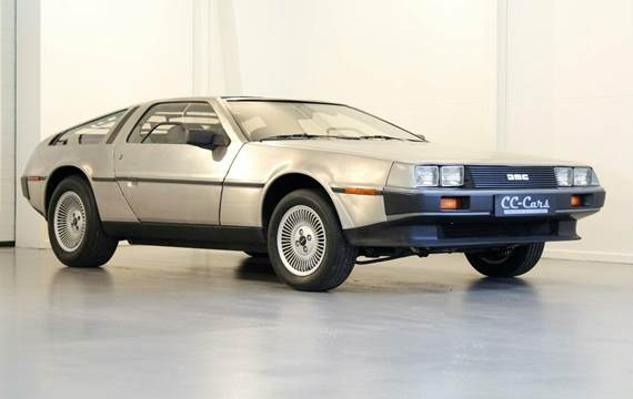 DeLorean DMC V6 Coupé aut. 2,8