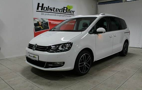 VW Sharan TDi 170 Highline DSG 7prs 2,0