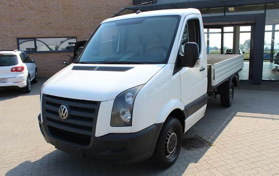 VW Crafter TDi 109 m/alulad 3665mm 2,5