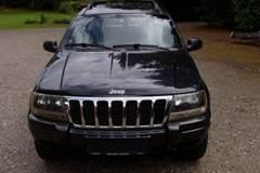 Jeep Grand Cherokee 4,0 Laredo aut.