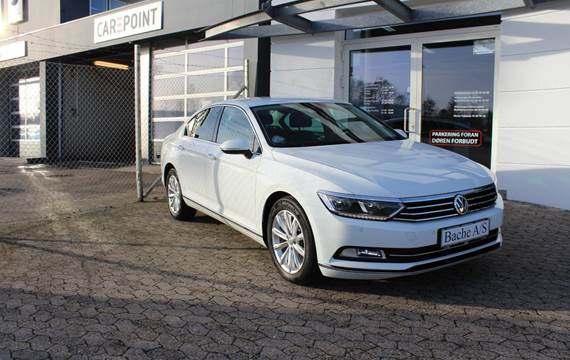 VW Passat TSi 150 Highline DSG 1,4